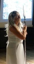 Dea Pallade interpreta Mariantonietta Nava